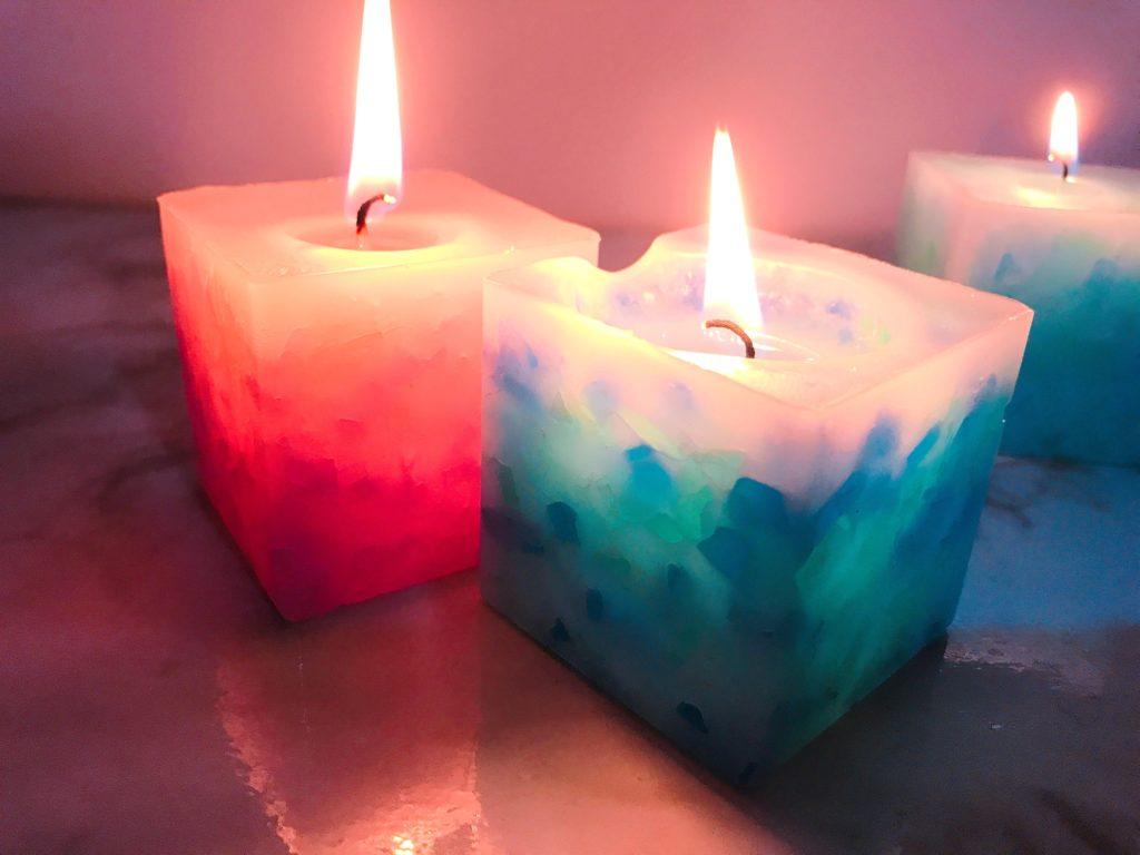 Mozaik candles